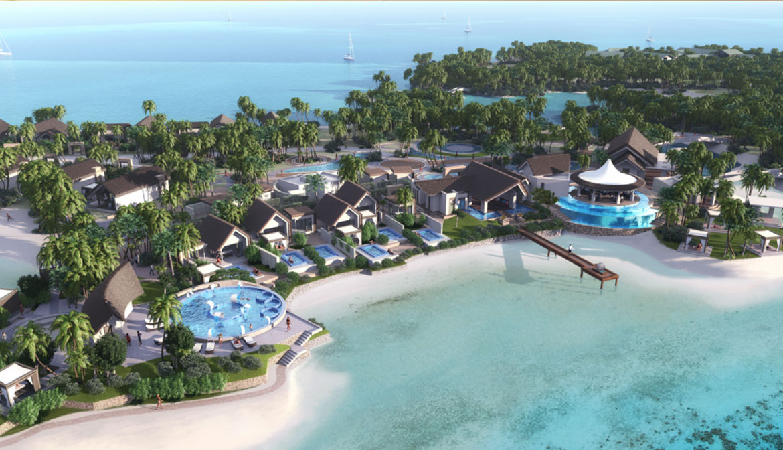 DAMAC Island Resort
